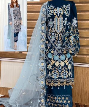 R9 SOFIA 2101 PAKISTANI SUITS WHOLESALE SINGLES