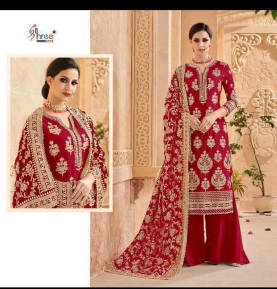 SHREE FABS MUTIYAAR 5116 BRIDAL WEAR WHOLESALE