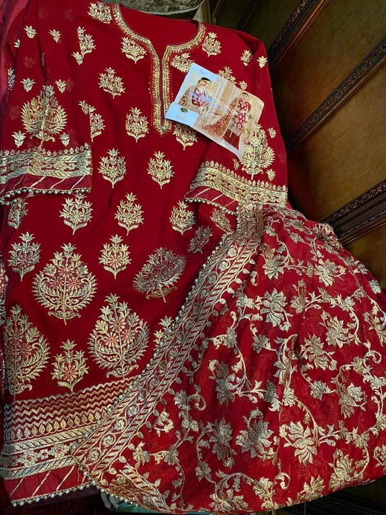SHREE FABS MUTIYAAR 5116 BRIDAL WEAR (4)