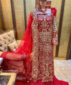 SHREE FABS S 164 BRIDAL WEAR WHOLESALE
