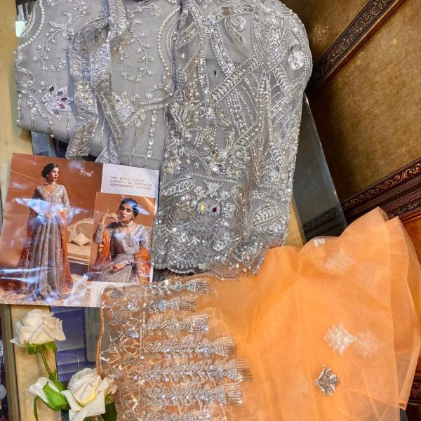 SHREE FABS S 165 PAKISTANI SUITS BEST PRICE (2)