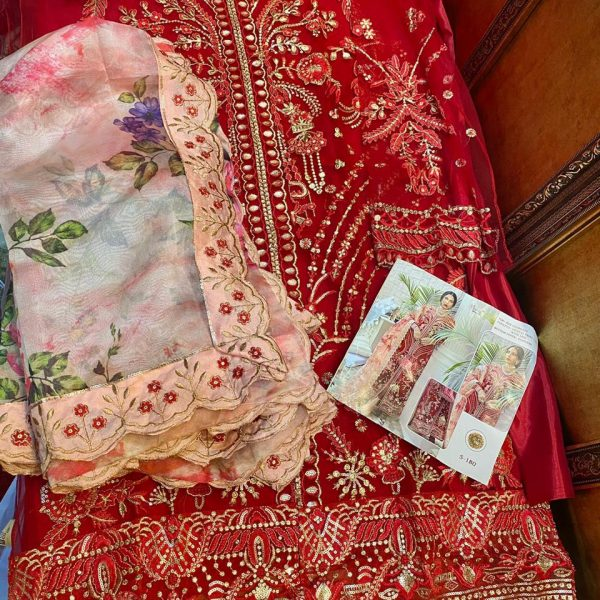 SHREE FABS S 180 PAKISTANI SUITS (2)