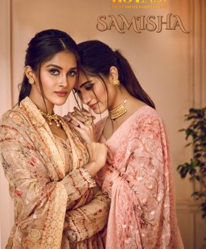 HOTLADY SAMISHA DESIGNER SUITS IN SINGLE PIECE