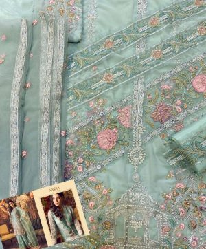 COSMOS AAYRA 1253 PAKISTANI SUITS MANUFACTURER