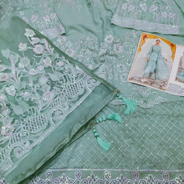 FEPIC ROSEMEEN 83001 PAKISTANI SUITS WHOLESALER