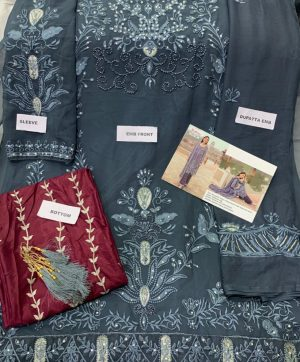 KHAYYIRA 1081 PAKISTANI SUITS MANUFACTURER