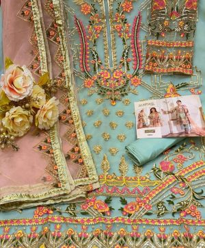 SHREE FABS BAROQUE VOL 2 1142 SINGLE HIT DESIGN