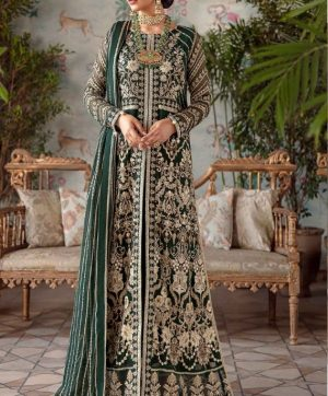 RAMSHA R 268 PAKISTANI SUITS FOR ONLINE RESELLERS