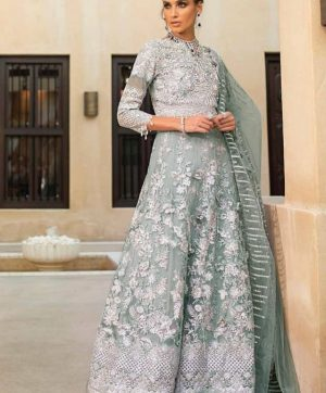 RAMSHA R 265 PAKISTANI SUITS FOR ONLINE RESELLERS