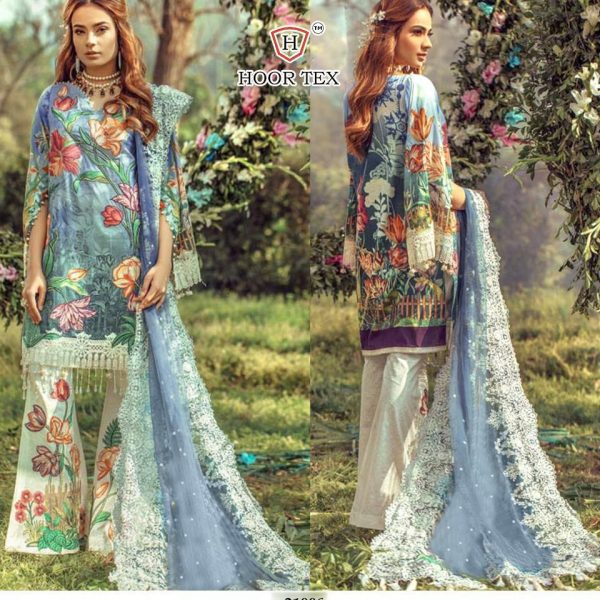 HOOR TEX FLORAL FANTACY 2 IN SINGLE PIECE WHOLESALE