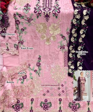 AFFAN CREATION 109 PAKISTANI SUITS ONLINE