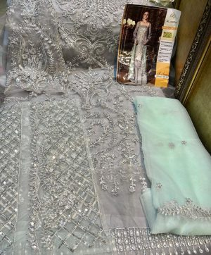 AL AMRA ANAYA 24 PAKISTANI SUITS IN SINGLES