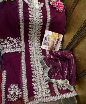 SHREE FABS S 216 A PAKISTANI SUITS WHOLESALER