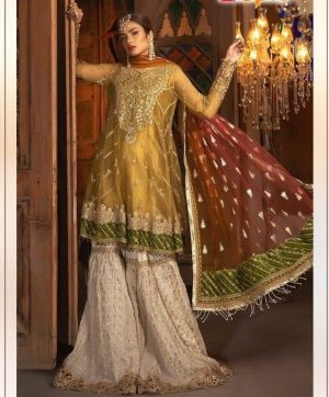 FEPIC 60004 EMBROIDE PAKISTANI SUITS WHOLESALER