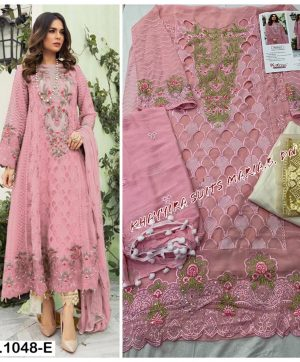 KHAYYIRA 1048 MARIA B PAKISTANI SUITS MANUFACTURER