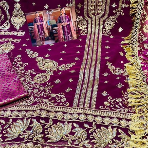 RINAZ FASHION 1114 WHOLESALE PAKISTANI SUITS