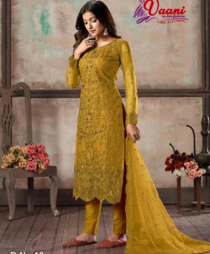 VAANI VOL 1 NEW COLORS IN SINGLE PIECE