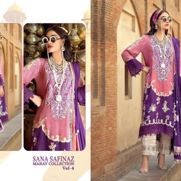 SHREE FAB SANA SAFINAZ MAHAY VOL 4 IN SINGLES (3)