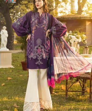 SHREE FABS MARIYA B LAWN  VOL 6 IN SINGLE PIECE
