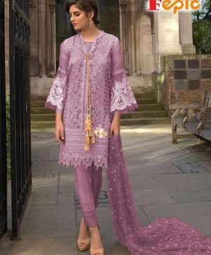 FEPIC 0032 K PAKISTANI SUITS SUPPLIER SURAT