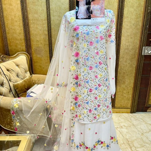 DEEPSY SARA 751 PAKISTANI SUITS WHOLESALER