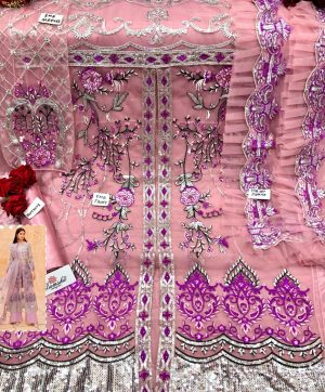 RAMSHA 250 PAKISTANI SUITS WHOLESALER IN SINGLES