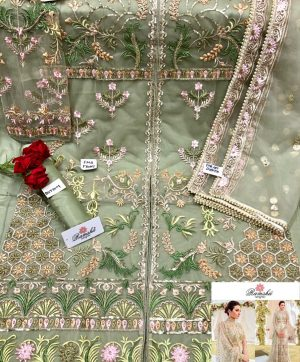 RAMSHA 249 PAKISTANI SUITS WHOLESALER IN SINGLES