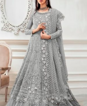 RAMSHA R 244 B DESIGNER GOWN COLLECTION ONLINE