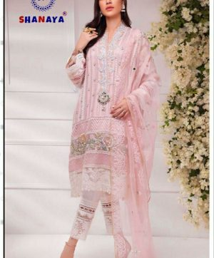 SHANAYA FASHION S 55 WHOLESALE PAKISTANI SUITS