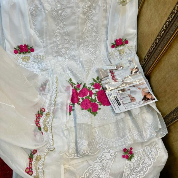 GUL AHEMAD VOL 4 GEORGETTE SUITS ONLINE IN SINGLE