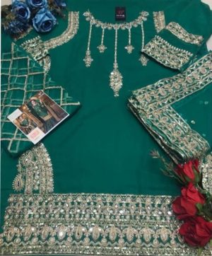 HOOR TEX 19009 C GREEN DESIGNER COLLECTION ONLINE