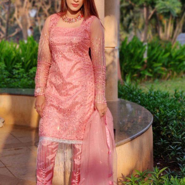 LAAIBAH DESIGNER ZF 07 PAKISTANI CLOTHING