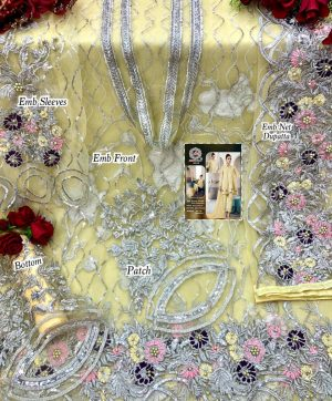 AFFAN CREATION 101 D PARTY WEAR SALWAR KAMEEZ