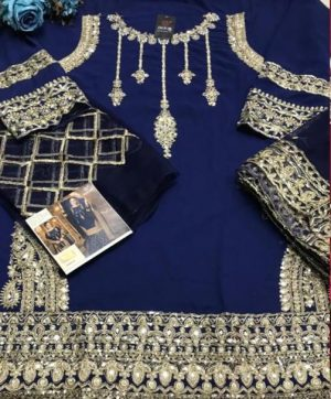 HOOR TEX 19009 B BLUE DESIGNER COLLECTION ONLINE