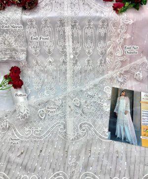 AL AMRA ANAYA ZF 27 WHOLESALE SALWAR KAMEEZ