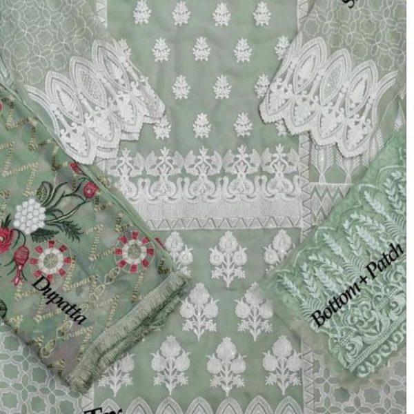 HOOR TEX 18001 PAKISTANI SUITS WHOLESALE