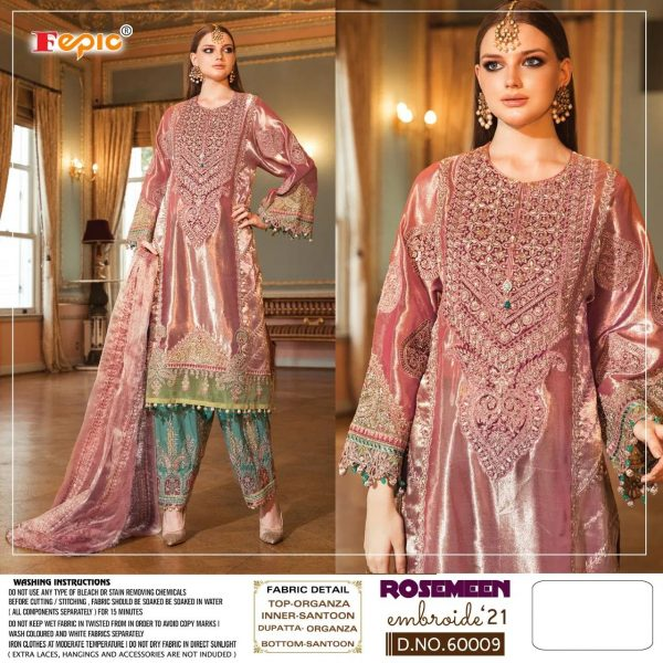 FEPIC EMBROIDE 60009 EMBROIDE 21 WHOLESALE