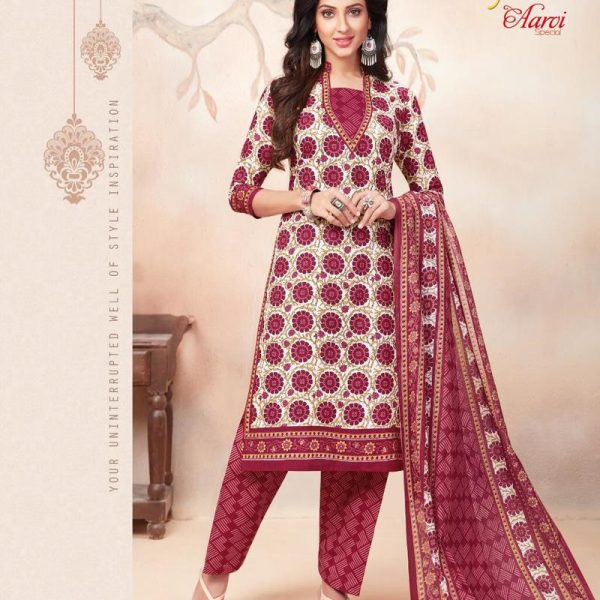 AARVI FASHION AAROI SPECIAL VOL 10 IN SINGLES (10)