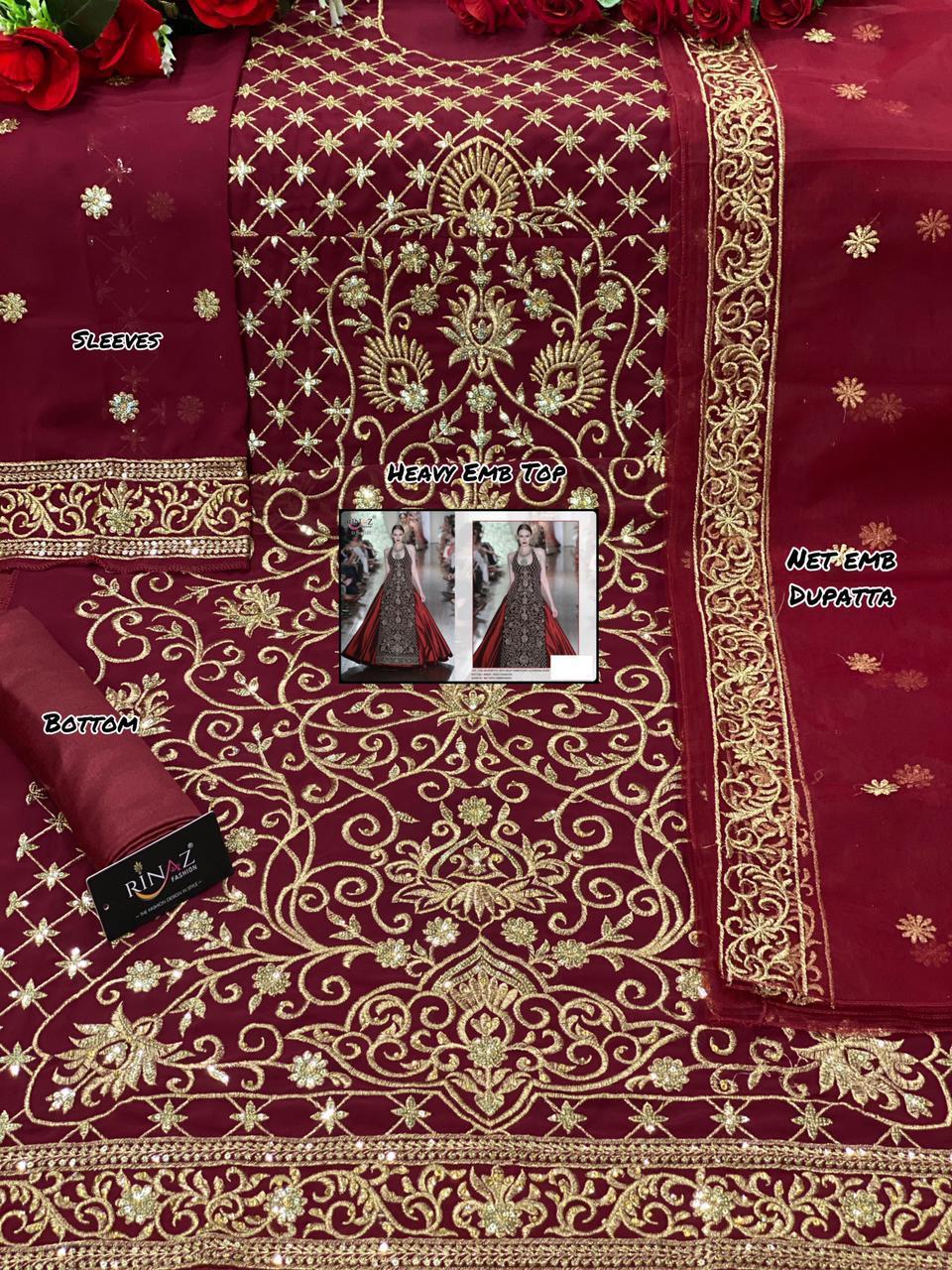 RINAZ FASHION 1185 SALWAR KAMEEZ ONLINE