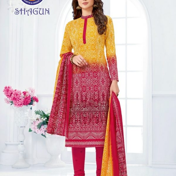 MFC SHAGUN DRESS MATERIALS IN SINGLE PIECE (10)