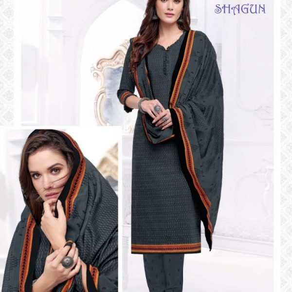 MFC SHAGUN DRESS MATERIALS IN SINGLE PIECE (2)