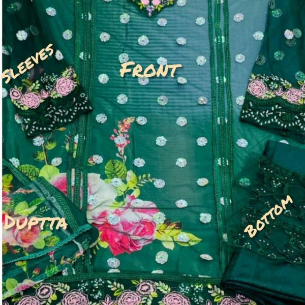 SF 105 COLORS PEHNAVA SALWAR KAMEEZ WHOLESALE