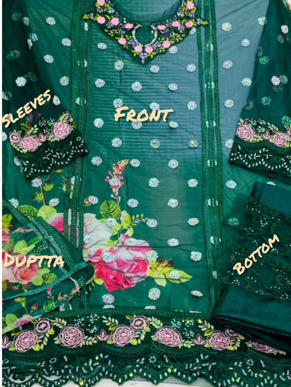 SF 105 COLORS PEHNAVA SALWAR KAMEEZ WHOLESALE (6)
