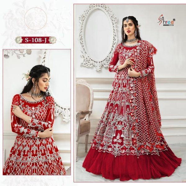 SHREE FABS S 108 NEW COLORS ONLINE WHOLESALE (1)