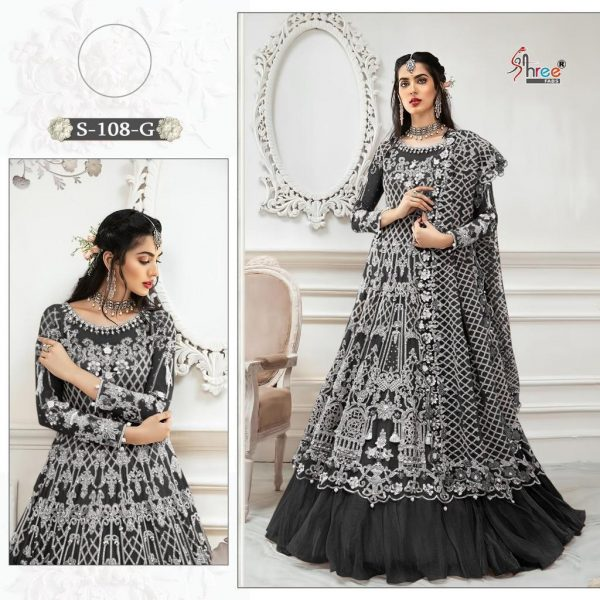SHREE FABS S 108 NEW COLORS ONLINE WHOLESALE (4)