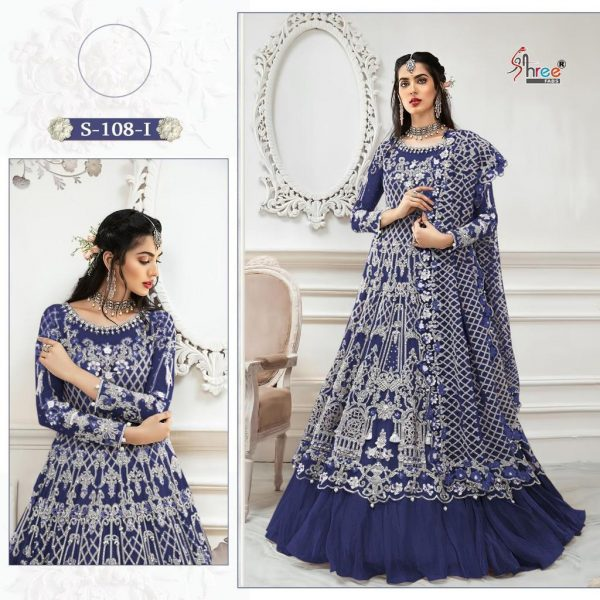 SHREE FABS S 108 NEW COLORS ONLINE WHOLESALE (6)