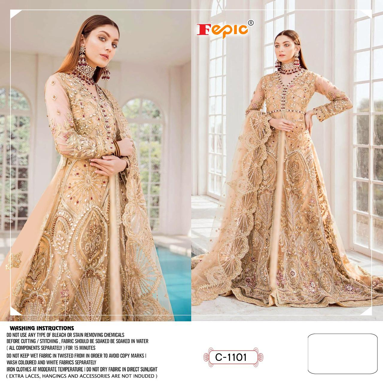 FEPIC C 1101 ROSEMEEN COLLECTION WHOLESALE