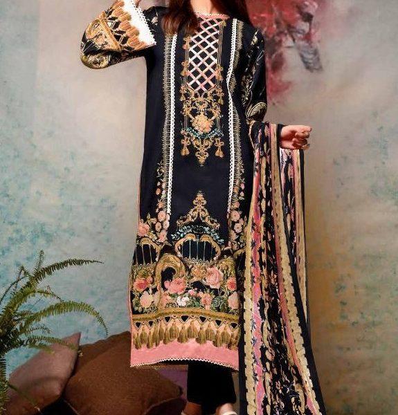 ZARA KHAN KARACHI SUITS IN SINGLE PIECE ONLINE