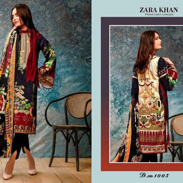 ZARA KHAN KARACHI SUITS IN SINGLE PIECE ONLINE (6)