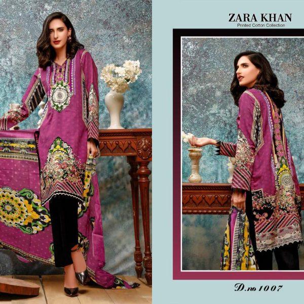 ZARA KHAN KARACHI SUITS IN SINGLE PIECE ONLINE (8)